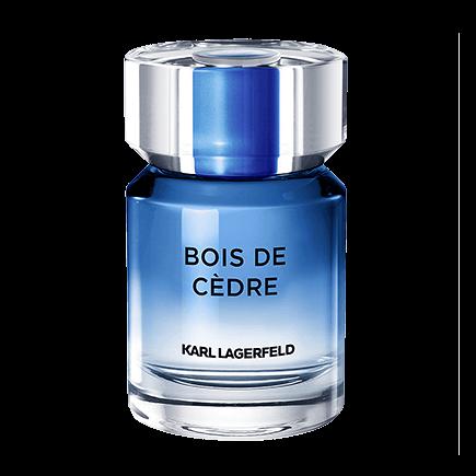 Karl Lagerfeld Les Parfums Matieres Bois de Cedre Eau de Toilette Spray