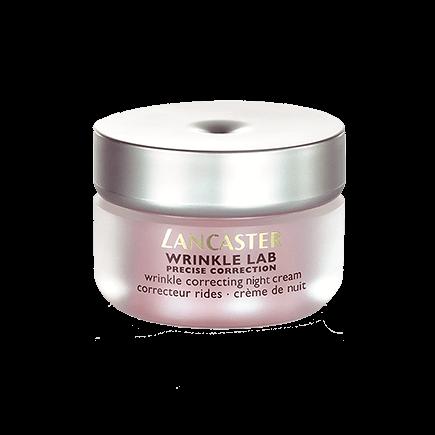 Lancaster Wrinkle Lab Precise Correction Wrinkle Correcting Night Cream