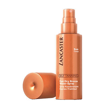 Lancaster Self Tan Fast Dry Bronze Water Spray