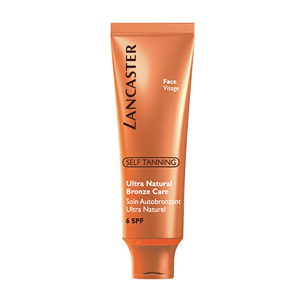 Lancaster Self Tan Ultra Natural Bronze Care SPF 6