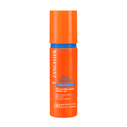 Lancaster Sun Beauty Oil-Free Milky Spray SPF 3