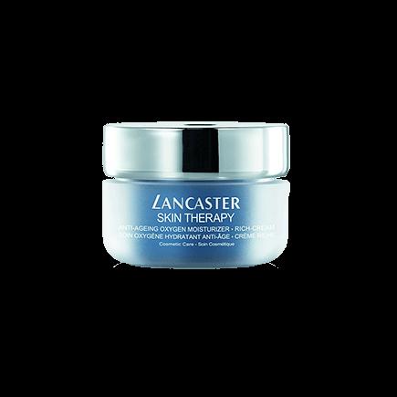 Lancaster Skin Therapy Anti-Ageing Oxygen Moisturizer Rich Cream