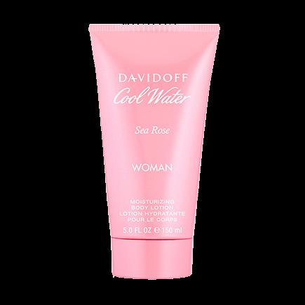 Davidoff Cool Water Woman Sea Rose Body Lotion