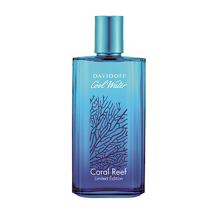 Davidoff Cool Water Summer Coral Reef Limited Edition