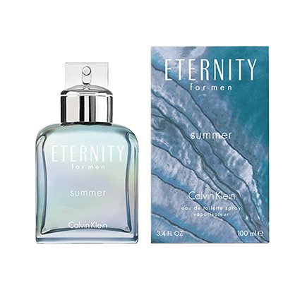 Calvin Klein Eternity for Men Summer 2013 Eau de Toilette Spray