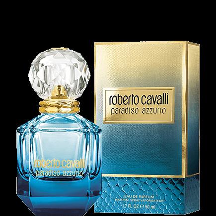 Roberto Cavalli Paradiso Azzuro Eau de Parfum Spray
