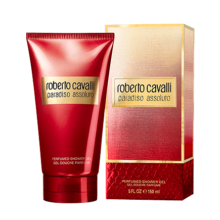 Roberto Cavalli Paradiso Assulto Shower Gel