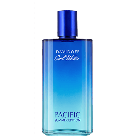 Davidoff Cool Water Pacific Summer Edition Eau de Toilette Natural Spray