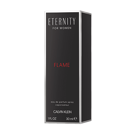 Calvin Klein Eternity Flame For Women Eau de Parfum Natural Spray