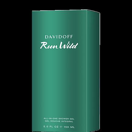Davidoff Run Wild Shower Gel