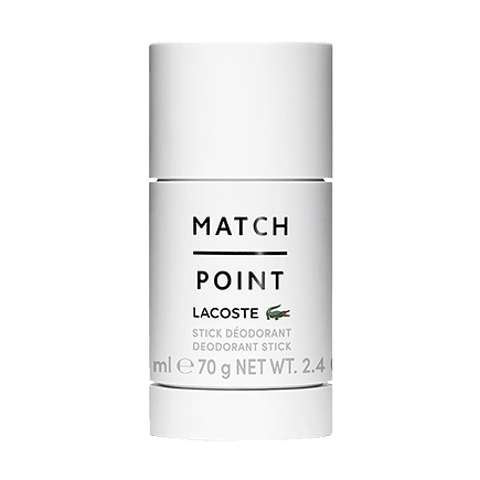 Lacoste Match Point Deostick
