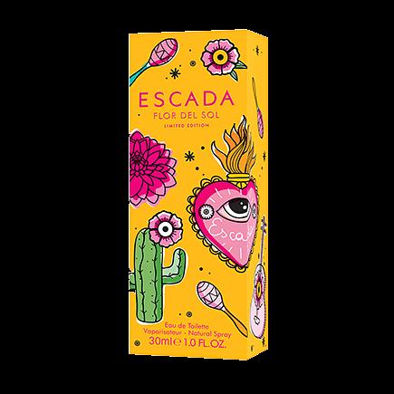 Escada Flor del Sol Eau de Toilette Spray