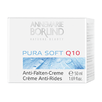ANNEMARIE BÖRLIND Pura Soft Q1 Anti-Falten Creme