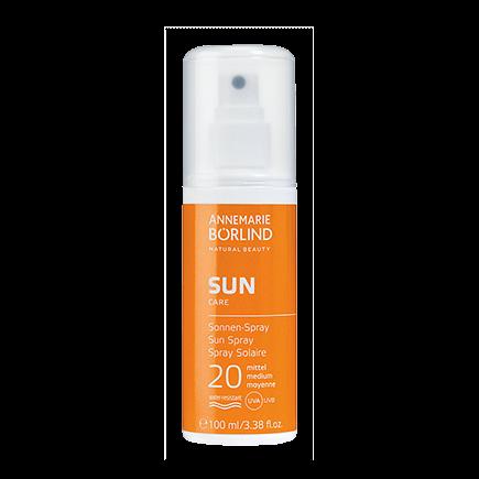 ANNEMARIE BÖRLIND SUN Sonnen-Spray LSF 2