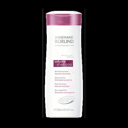 ANNEMARIE BÖRLIND Seide Natural Hair Care Volumen Shampoo