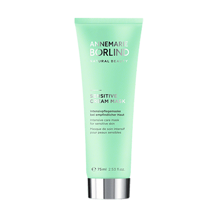 ANNEMARIE BÖRLIND Beauty Masks Sensitive Cream Mask Intensivpflegemaske bei empfindlicher Haut