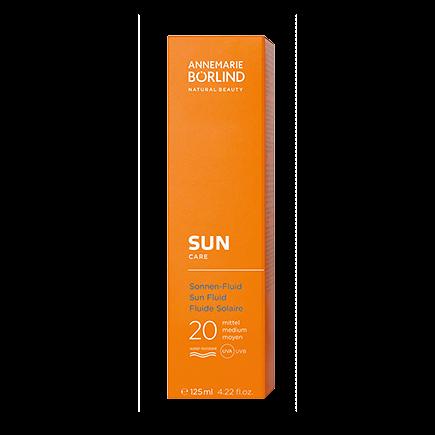 ANNEMARIE BÖRLIND SUN Sonnen-Fluid LSF 2