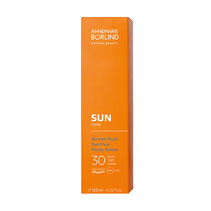 ANNEMARIE BÖRLIND SUN Sonnen-Fluid LSF 3