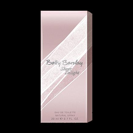 Betty Barclay Sheer Delight Eau de Toilette Natural Spray