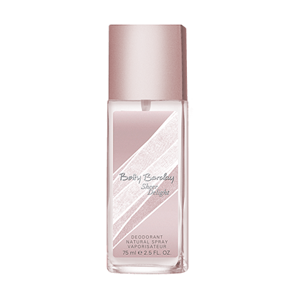 Betty Barclay Sheer Delight Deodorant Natural Spray