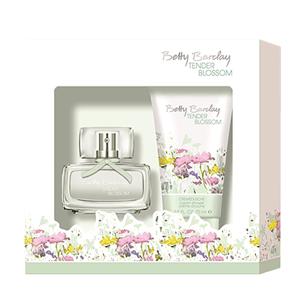 Betty Barclay Tender Blossom Set mit Shower Gel
