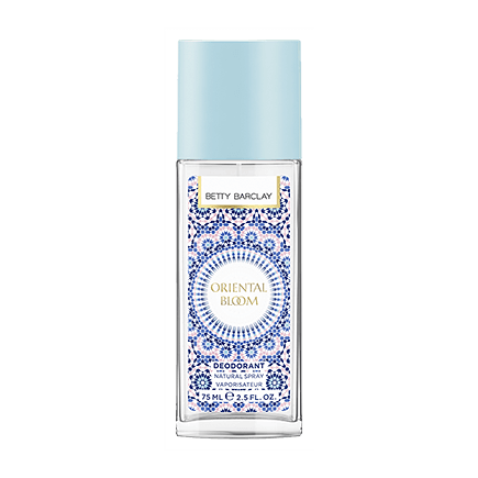 Betty Barclay Oriental Bloom Deodorant Natural Spray