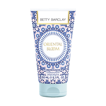 Betty Barclay Oriental Bloom Cremedusche