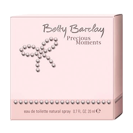 Betty Barclay Precious Moments Eau de Toilette Natural Spray