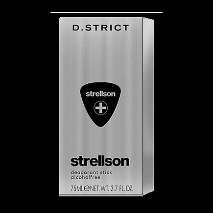 Strellson D.STRICT Deodorant Stick
