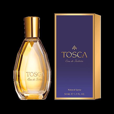 Tosca Tosca Eau de Toilette Natural Spray