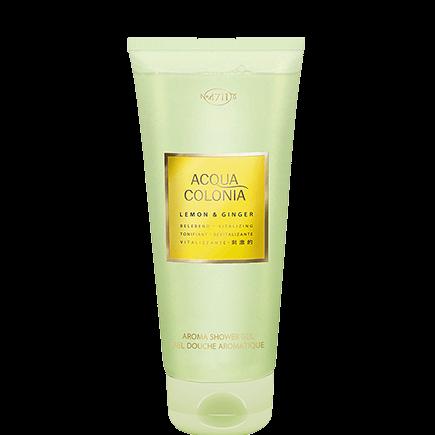 4711 Acqua Colonia Lemon & Ginger Shower Gel
