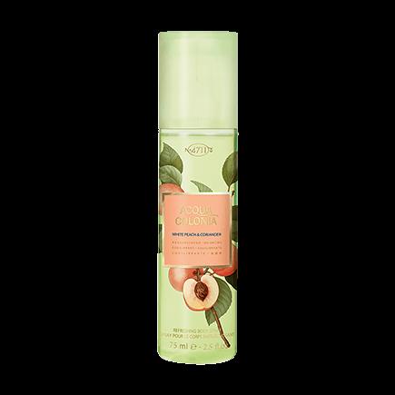 4711 Aqua Colonia White Peach & Coriander Body Spray