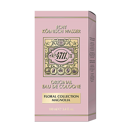 47 Floral Collection Magnolia Eau de Cologne