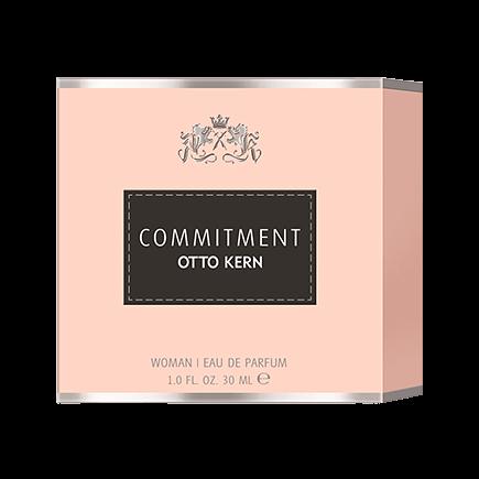 Otto Kern Commitment Woman Eau de Parfum Natural Spray