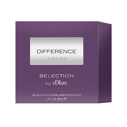 s.Oliver Difference Women Eau de Parfum Spray