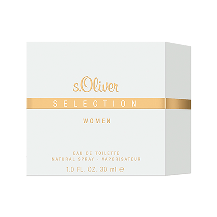 s.Oliver Selection Women Eau de Toilette Spray