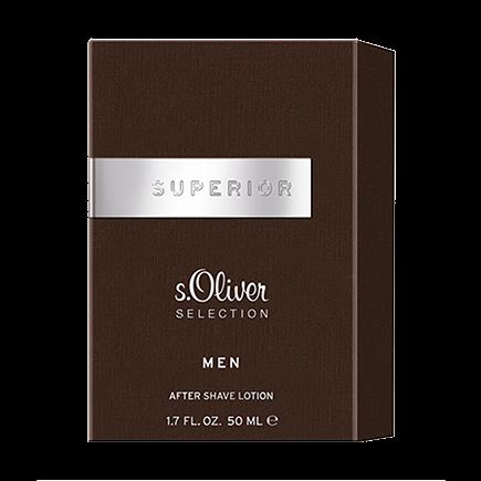 s.Oliver Superior Men Aftershave Lotion