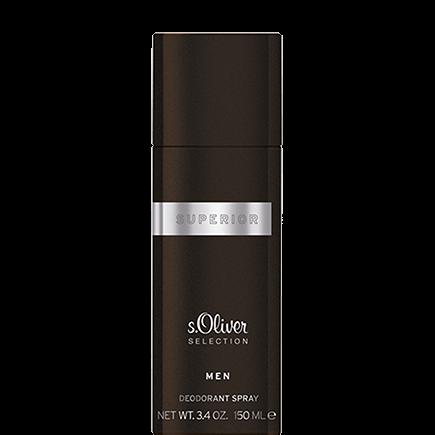 s.Oliver Superior Men Deodorant Spray