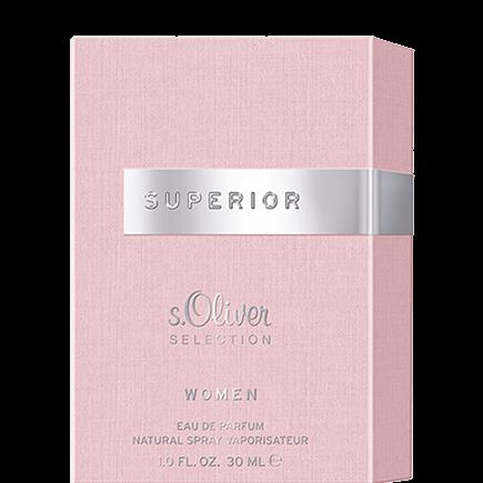 s.Oliver Superior Women Eau de Parfum Spray