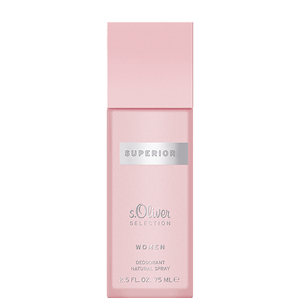 s.Oliver Superior Women Deodorant Spray