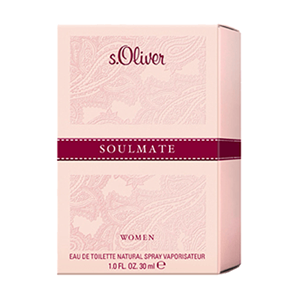 s.Oliver Soulmate Women Eau de Toilette Spray