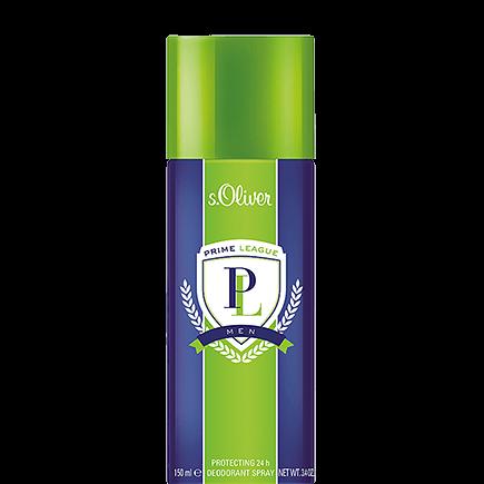 s.Oliver Prime League Men Protecting 24h Deodorant Spray