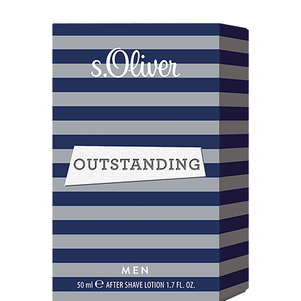 s.Oliver Outstanding Men After Shave Lotion