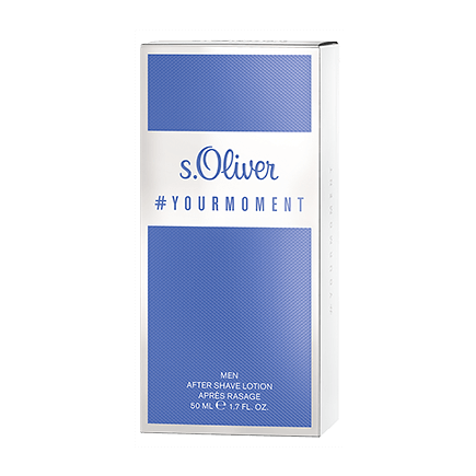 s.Oliver #Your Moment Men After Shave Lotion