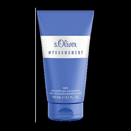 s.Oliver #Your Moment Men Shower Gel