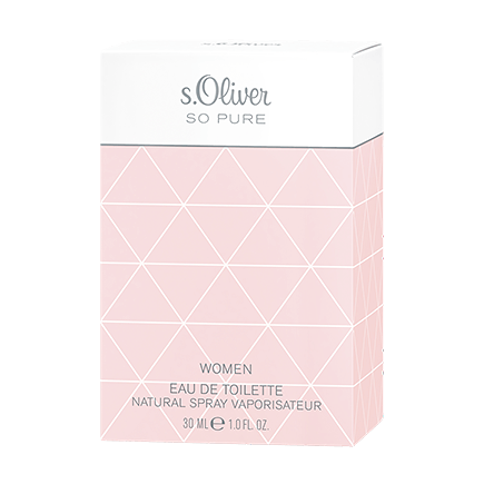 s.Oliver So Pure Woman Eau de Toilette Spray