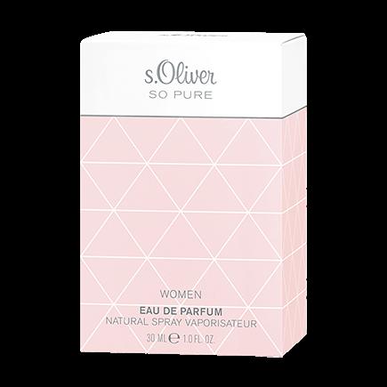 s.Oliver So Pure Woman Eau de Parfum Spray