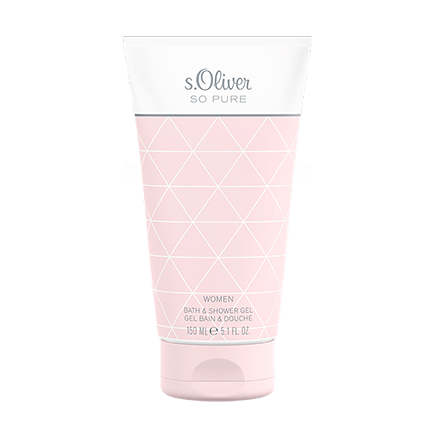 s.Oliver So Pure Woman Shower Gel