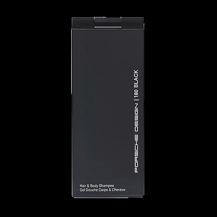 Porsche Design 180 Black Hair & Body Shampoo