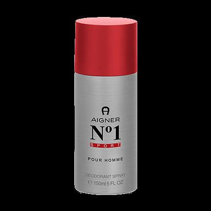 Aigner No. 1 Sport Deodorant Spray